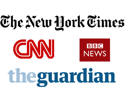 New York Times - CNN - BBC